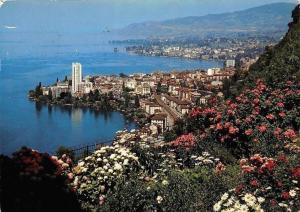 Switzerland Montreux Clarens, Vevey et Mont-Pelerin Lac Leman