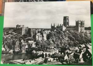 England Durham Castle and Cathedral - unposted