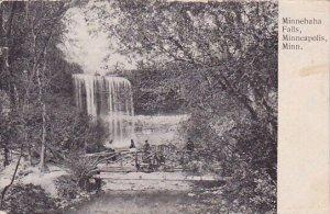 Minnehaha Falls Minneapolis Minnesota