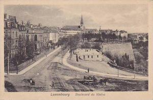 Luxembourg , 00-10s Boulevard du Viaduc