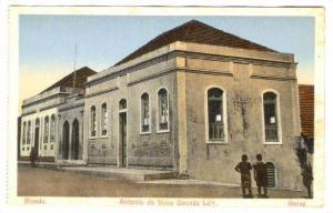 Bissau , Guinea-Bissau , 00-10s ; Antonio da Silva Gouvea Lda. #7 :  Guine