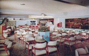 PORTAGE LA PRAIRIE, Manitoba, Canada, 1950-60s; Mayfair Hotel, Dining Room