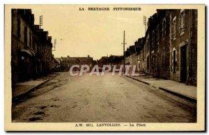 Old Postcard Lanvollon Place