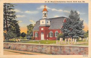 North East Maryland~St Mary's Presbyterian Church~Gravestones~Churchyard~1941 PC