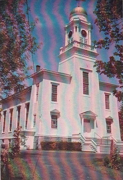 First Baptist Church Prospect Street Essex Connecticut