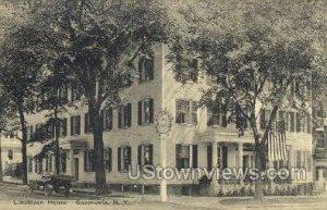 Lincklaen House in Cazenovia, New York