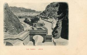 Yemen - Aden. The Tanks