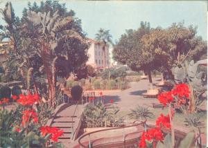 Algeria, Algerie, Alger, Le Square de Tripoli, 1976 used