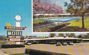 Mississippi Natchez Prentiss Motel