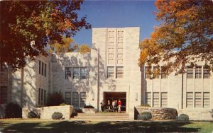 Speer Library, Princeton Theological Seminary in Princeton, New Jersey