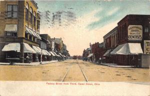 E92/ Canal Dover Ohio Postcard Tuscarawas 09 Factory 3rd Stonebrook Dentist 4