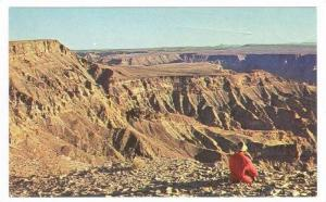 Fish River Canyon, S.W.A., South Africa, 50-60s