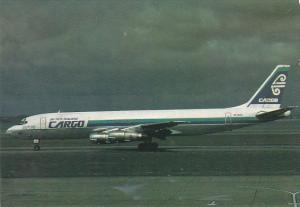 Air New Zealand Cargo DC 8 52F