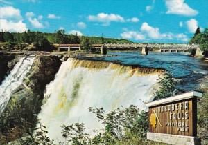 Canada Ontario Kakabeka Falls