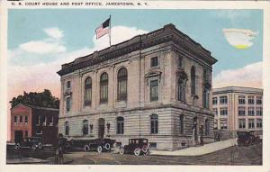 U.S. Court House and Post Office, Jamestown,  New York, 10-20s
