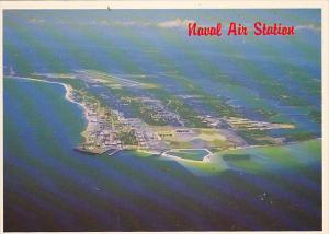 Aerial View Naval Air Station Pensacola Florida