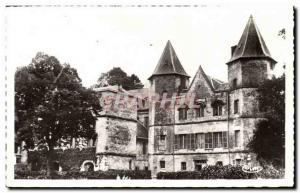 Breteuil sur Noye - L & # 39abbaye Old Postcard