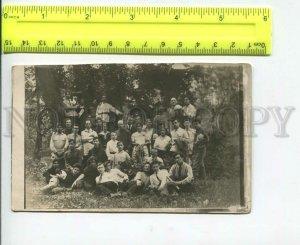436376 USSR 1920s photo from archive of violinist Ilya Abramovich Shpilberg