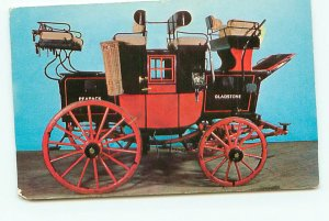 Buy Postcard Stage Coach Shelburne Museum Vermont