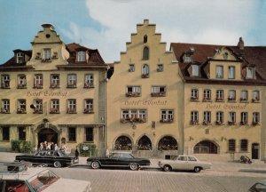 ROTHENBURG O.D. TAUBER, Bavaria, Germany, 1950-70s ; Hotel Eisenhut