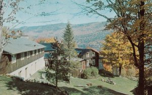MONT TREMBLANT , Quebec , 1950-60s ; The Cuttle's Tremblant Club