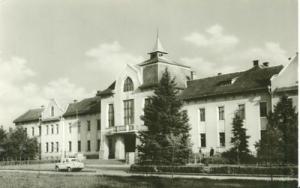 Hungary, Csongrad, Tanacshaza, 1950s used real photo