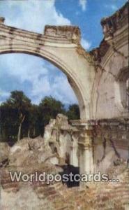 Antigua Guatemala, Central America Ruinas de la Recoleccion Antigua Ruinas de...