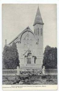 First Congregational Church, Georgetown, Massachusetts, 1920-40s