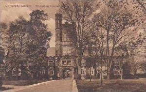 New Jersey Princeton University Library Princeton Univers Albertype