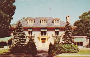 Indiana Indianapolis Govenors Mansion