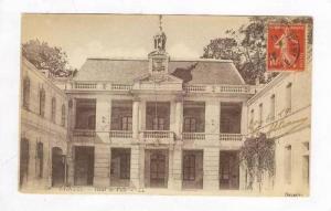 Hotel de Ville,Saintes,France 1919 PU