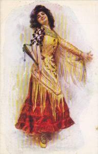 AS; Italian Dancer, 00-10s