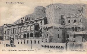 Monaco Palais du Prince Palace