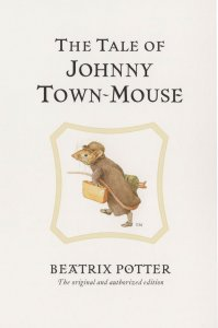The Tale Of Johnny Town Mouse Beatrix Potter Book Postcard