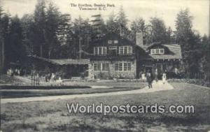 British Columbia, Canada Pavilion, Stanley Park Vancouver  Pavilion, Stanley ...