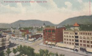 OGDEN , Utah , 00-10s ; Washington Avenue & 25th Street