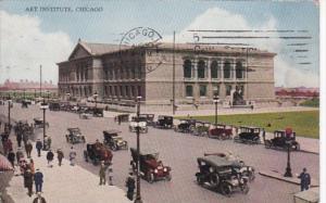 Illinois Chicago Art Institute 1916