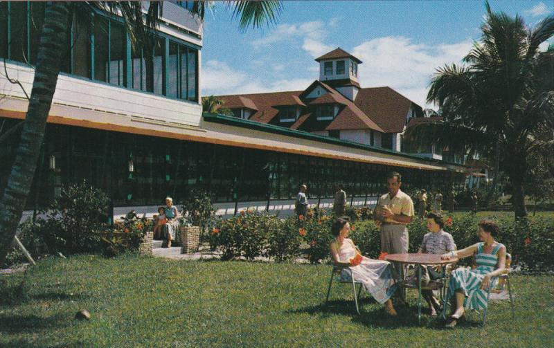 Naples Hotel, NAPLES, Florida, 40-60's