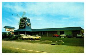 Rhode Island  Narragansett , Dutch inn Motor Hotel