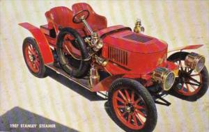 1907 Stanlet Steamer