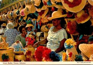Bahamas Nassau The Straw Market