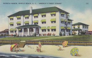 Patricia Manor, America's Finest Strand, Myrtle Beach, 30-40s