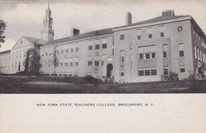 New York Brockport New York State Teachers College Artvue sk2255