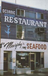 KINGSTON , Canada , 50-60s ; EP Murray & Sons Seafood Restaurant