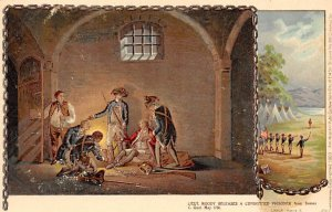 Lieut. Moody releases a condemned prisoner May 1780 History Unused