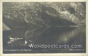 Reinungavand ved Myrdal Germany, Deutschland Postcard  Reinungavand ved Myrdal