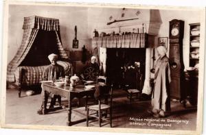 CPA Musée regional de BEAUGENCY - Interieur Campagnard (270661)