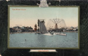 SOUTHPORT, UK, 1900-10s ; The Water Chute