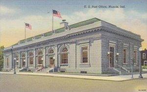 Indiana  Muncie US post Office