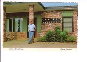 Carter's Warehouse, Plains, Georgia,
